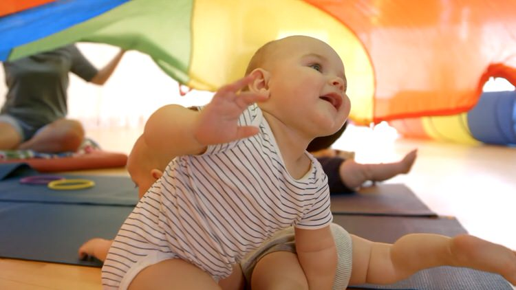 Babystimulastik Yoga Odense