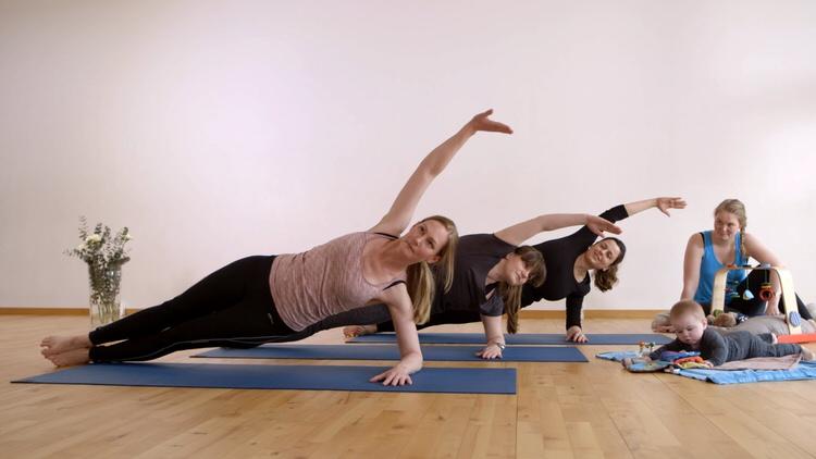 Efterfødselstræning Yoga Odense