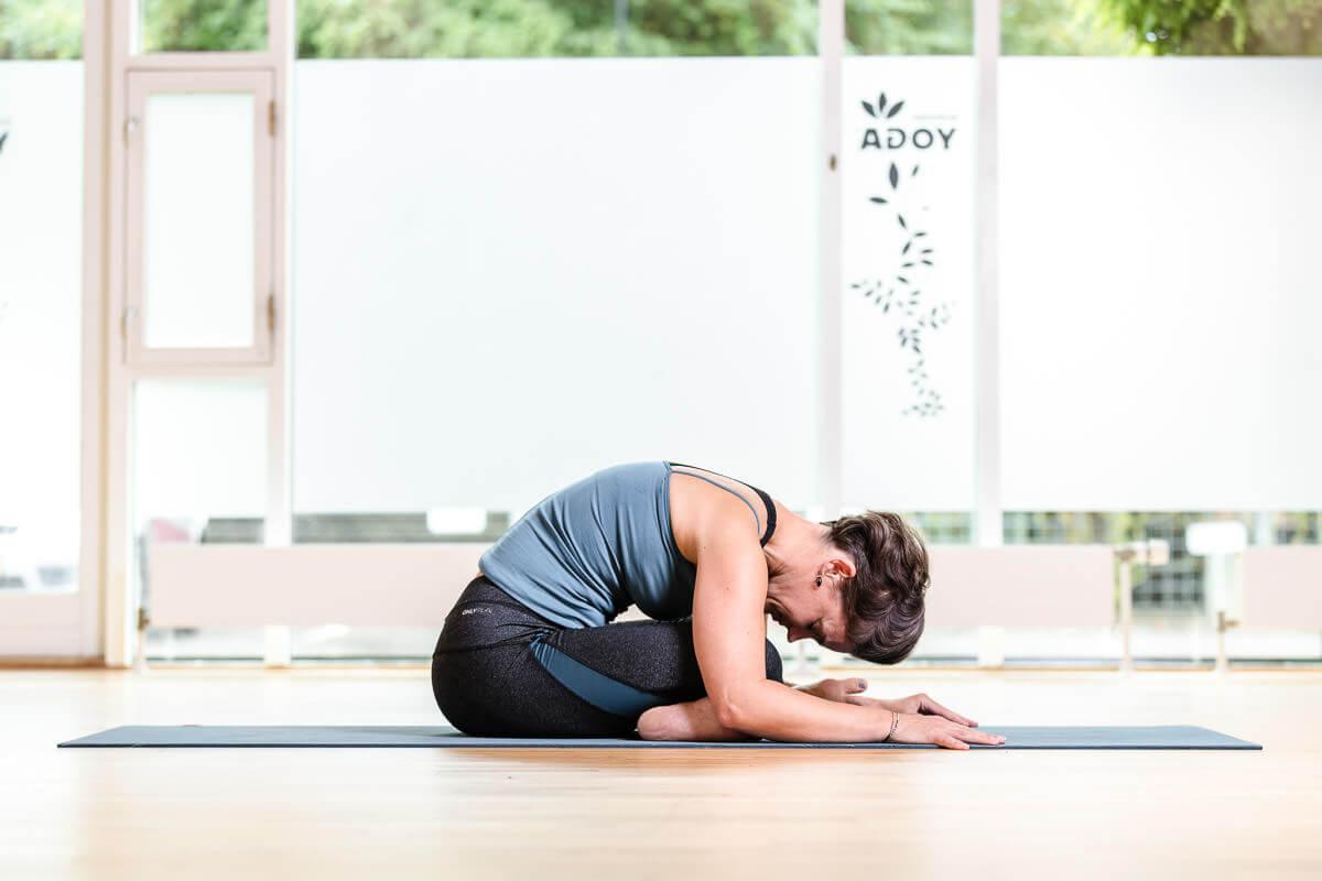 hvad er yin yoga